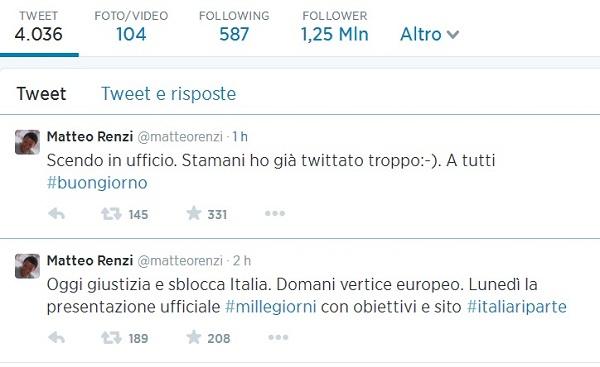 renzi salta la scuola in cdm sblocca italia e riforma giustizia