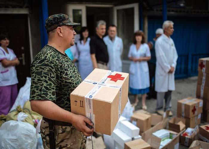 ucraina aiuti umanitari