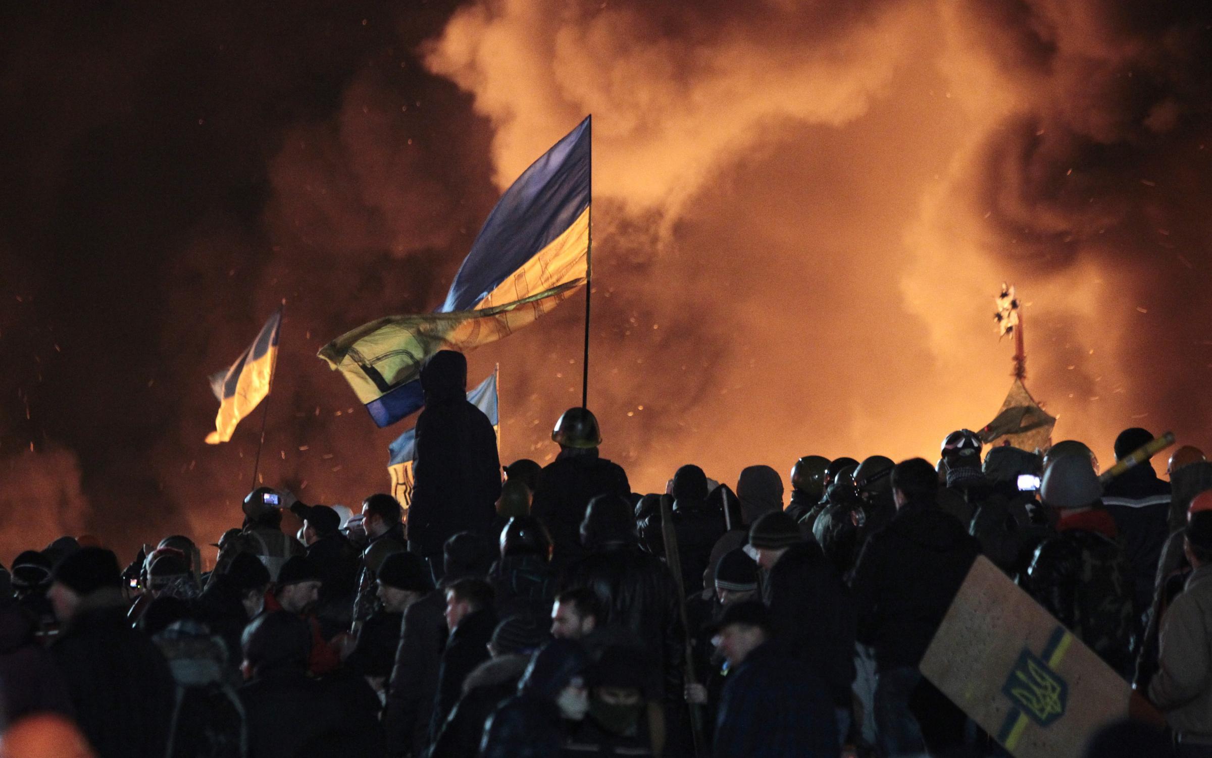 ucraina indipendenza