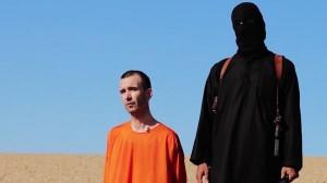L�Isis decapita un terzo ostaggio: si chiamava David Haines