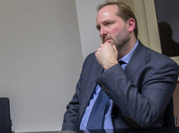 MATTEO ROSSI PRESIDENTE PROVINCIA BERGAMO ELEZIONI PROVINCIALI