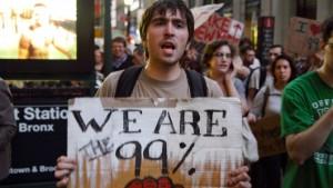 L�1% cresce pi� del 99%, ma sono sempre le stesse persone? Pare proprio di no