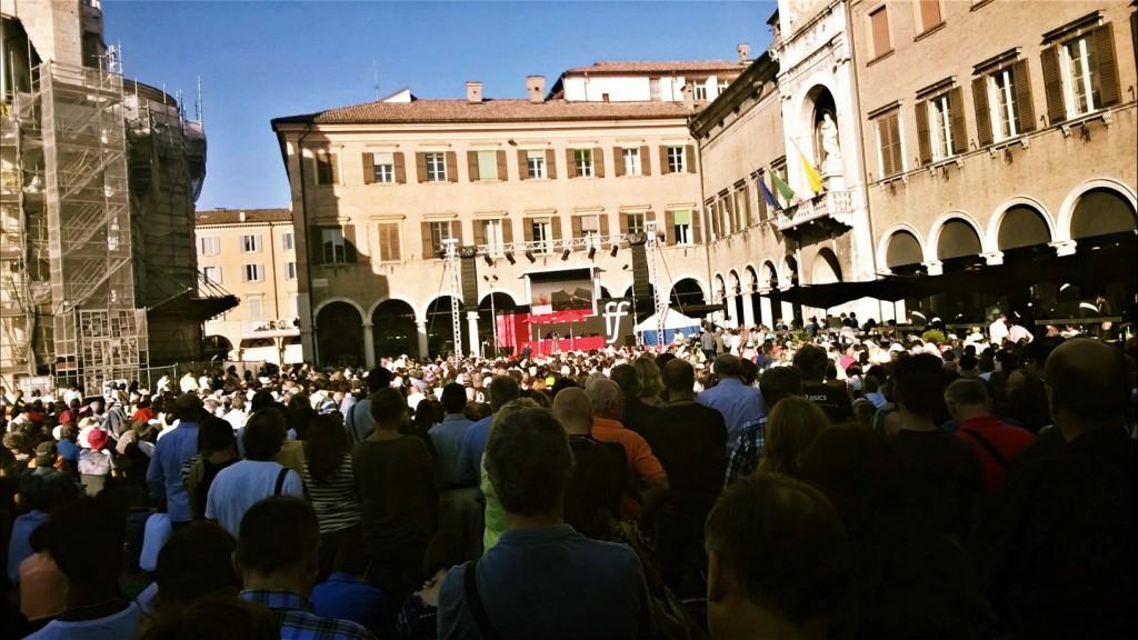 Emanuele Severino festival filosofia 2014 Modena