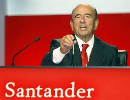 Lutto per il Banco Santander: muore il presidente Botin