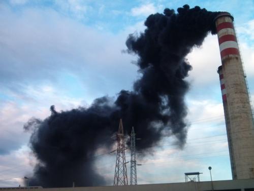centrali a carbone due