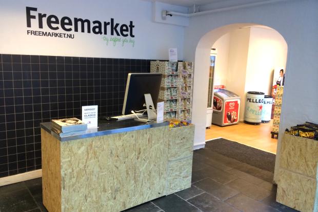 freemarket copenhagen