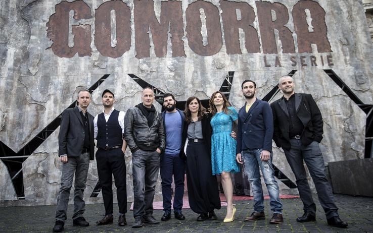 Tv: 'Gomorra - La serie'; dal 6 maggio debutta su Sky Atlantic