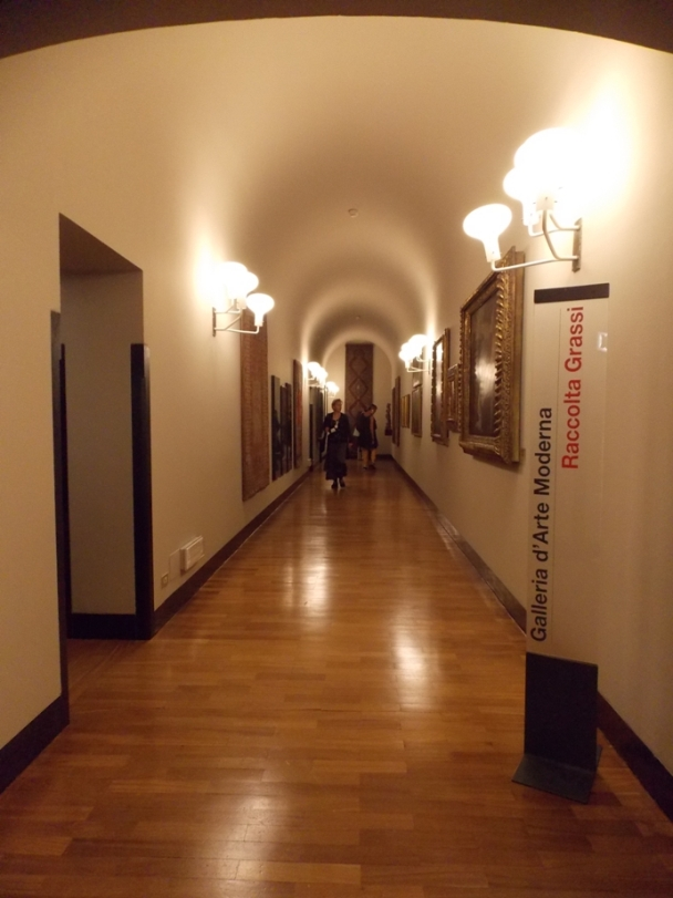 collezione grassi vismara, galleria d'arte moderna milano