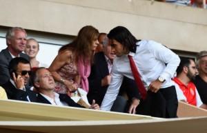 E� stato Jorge Mendes a portare allo United Angel Di Maria e Radamel Falcao