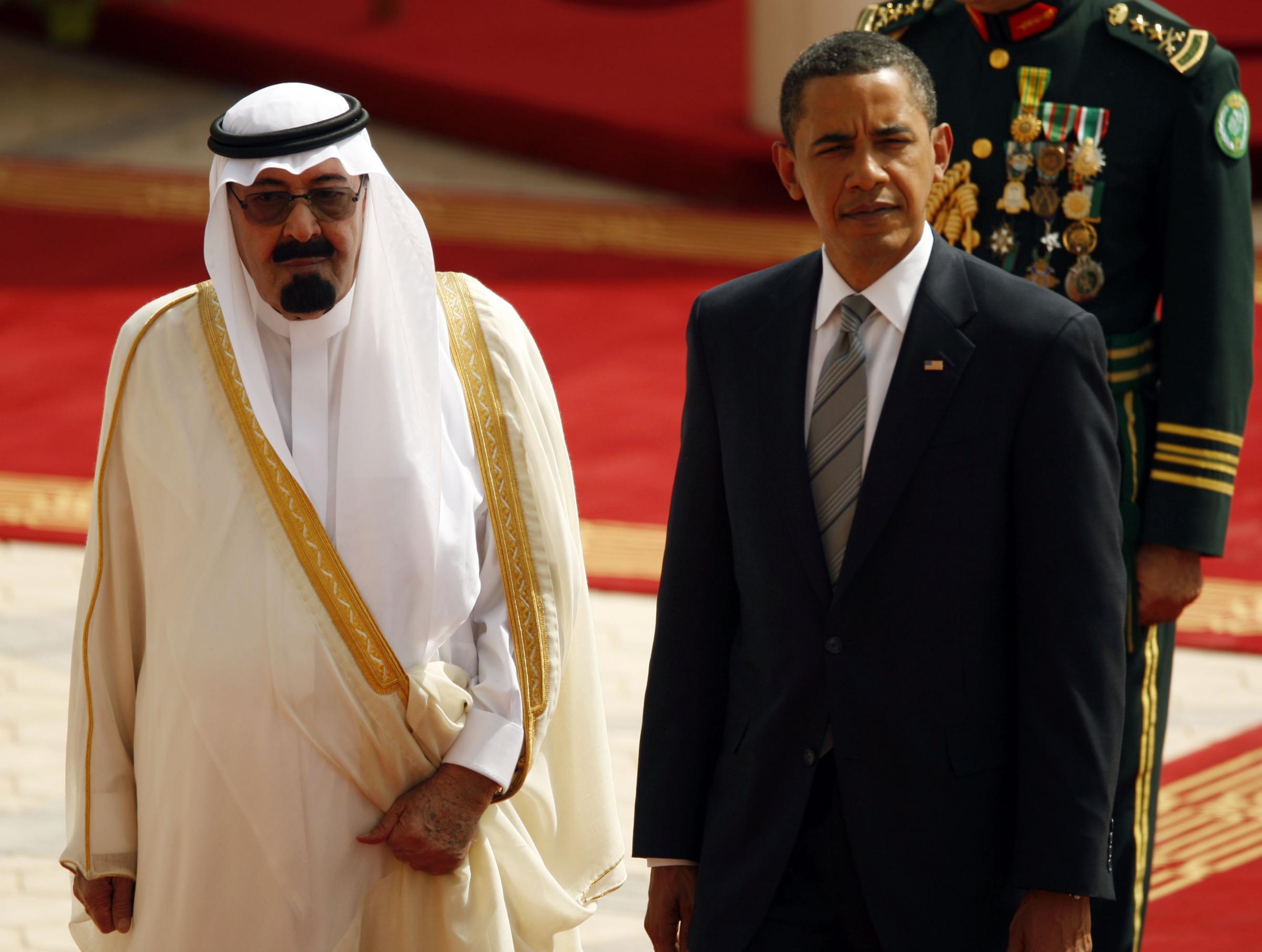 isis obama abdullah