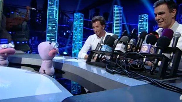 pedro sanchez tv spagnola federica mogherini