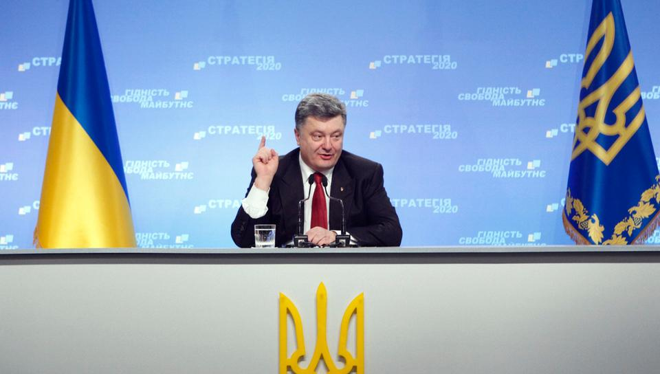 poroschenko ucraina