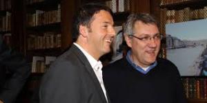 Renzi-Landini, la strana coppia