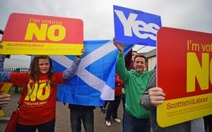 Con il referendum in Scozia trema anche l�Europa