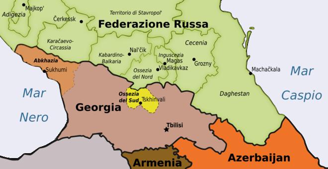 ucraina georgia