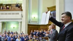 Ucraina verso Europa, amnistia per l�Est