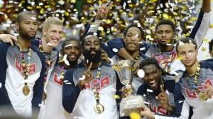 Trionfo del Team Usa ai Mondiali di basket in Spagna