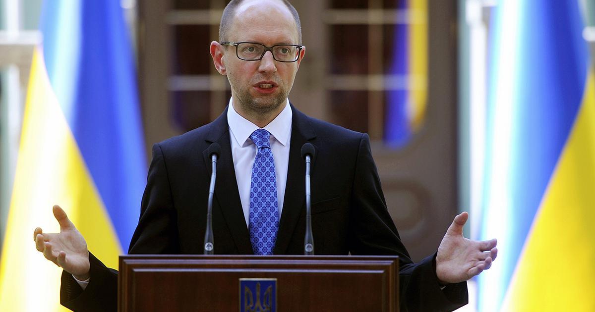 elezioni Ucraina Yatseniuk