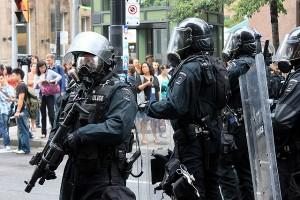 Il Canada scopre il terrorismo