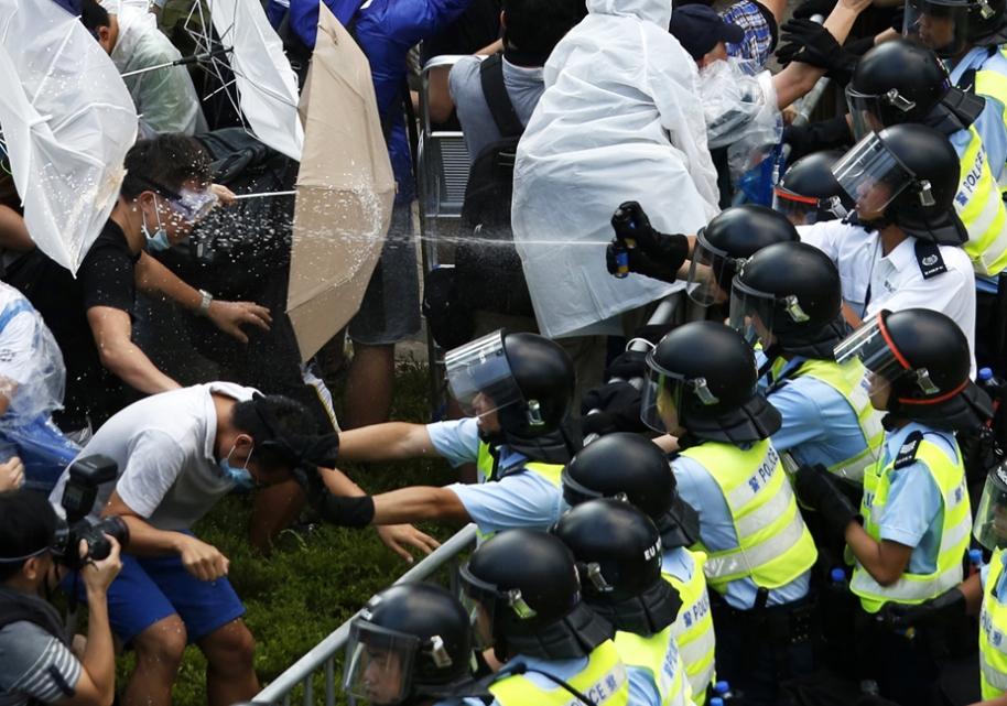 Hong Kong Leung
