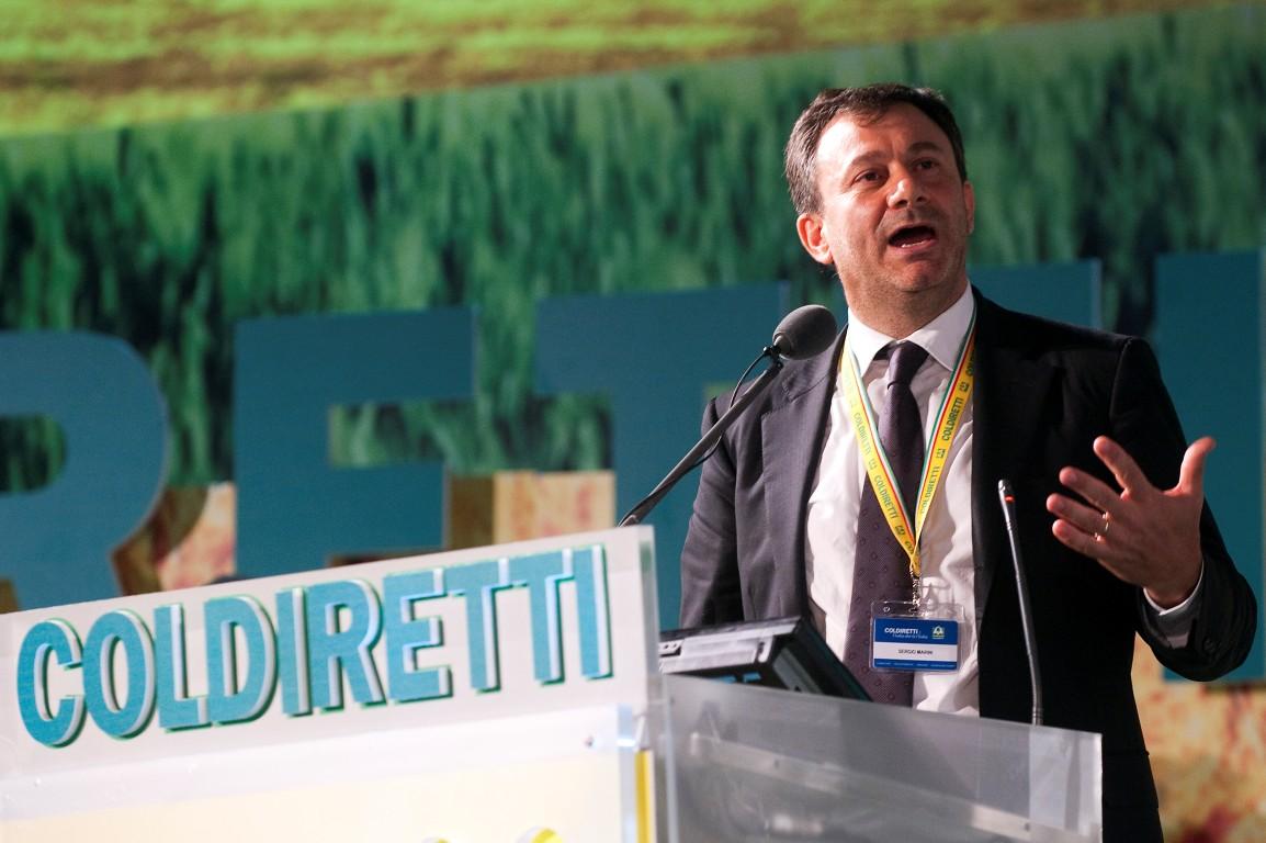 Assemblea Nazionale Coldiretti 5 Luglio 2012 Palalottomatica Roma
