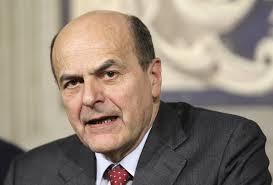 Bersani: �Questo � il mio Governo e il Pd � il mio partito�