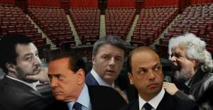 Gli avversari di Renzi alle porte di possibili elezioni anticipate