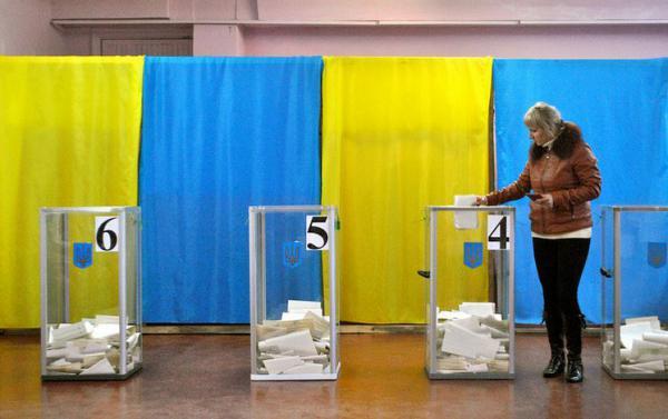 elezioni ucraina reportage