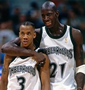 Steph e KG ad inizio carriera
