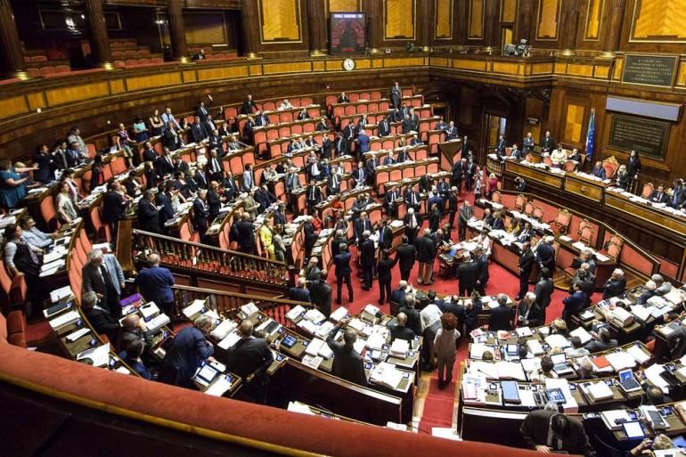 parlamento cambio di casacca senato camera