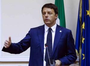Legge di stabilit�, incontro Governo Regioni Renzi �Non medio su 4 mld ma accetto proposte�