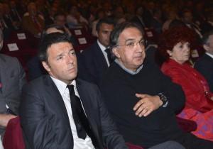 Dagospia: �Marchionne � il nuovo guru di Renzi�