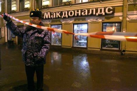 russia mcdonald