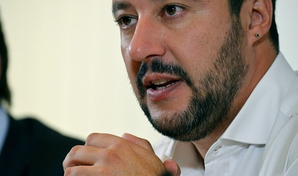 lega di salvini casa pound front national le pen