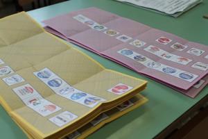 legge elettorale schede elettorali