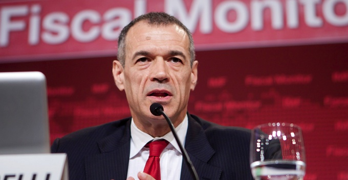 spending review, volto di Cottarelli
