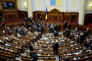 Elezioni in Ucraina: Parlamento per pochi