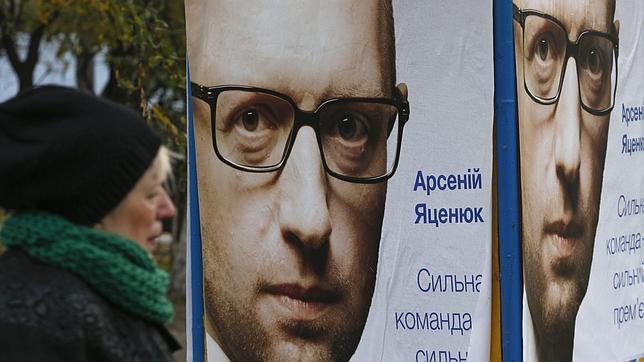 ucraina yatseniuk