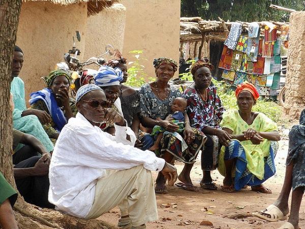Burkina faso, Compaorè, zida