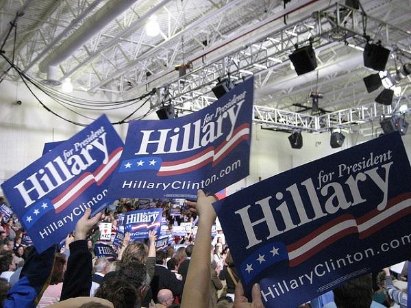 Hillary Clinton stati uniti usa 2016 presidenziali