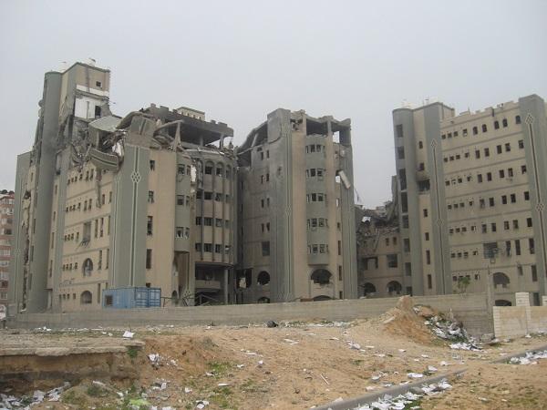 amnesty israele gaza