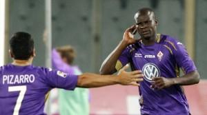 Il fiorentino Babacar sta sostituendo degnamente Gomez