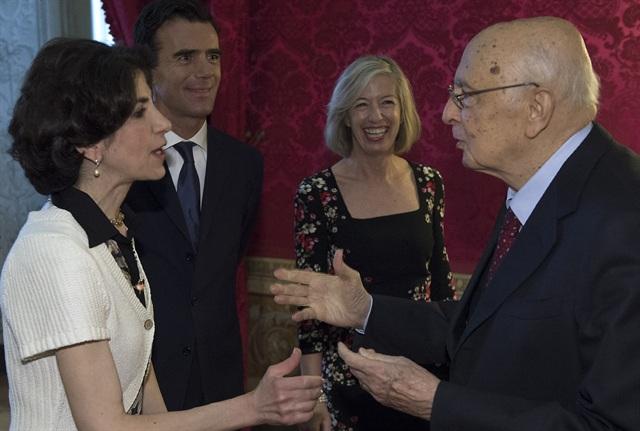 Successione Napolitano
