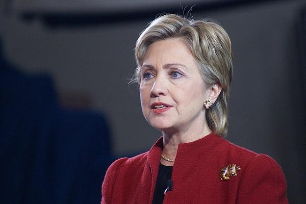 Hillary Clinton usa stati uniti presidenziali 2016