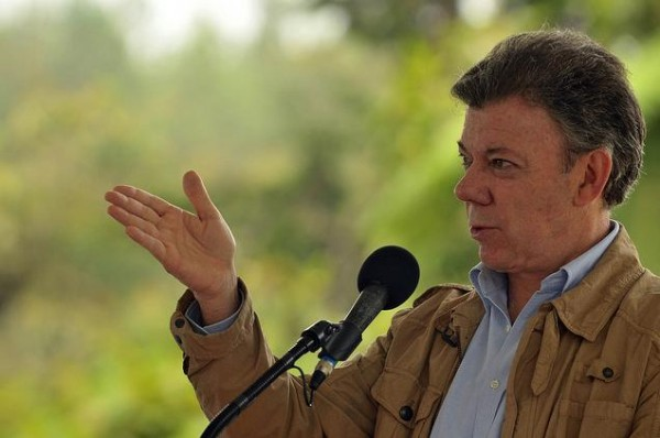 Negoziati Colombia, Farc, Juan Manuel Santos, Alzate
