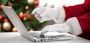 Babbo Natale riempie la slitta online, � boom di regali su Internet