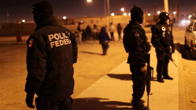 sicurezza messico polizia