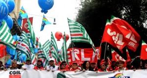 Rappresentanza sindacale, scontro Governo-Sindacati