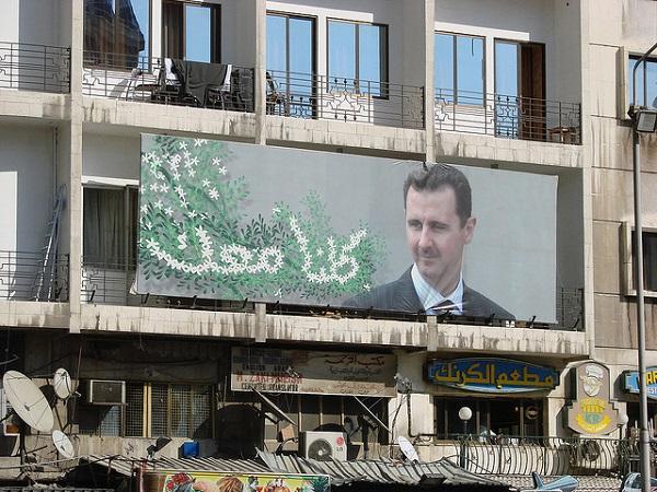 siria assad isis