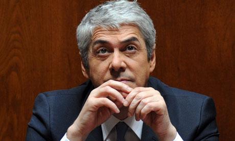 socrates ex premier portoghese